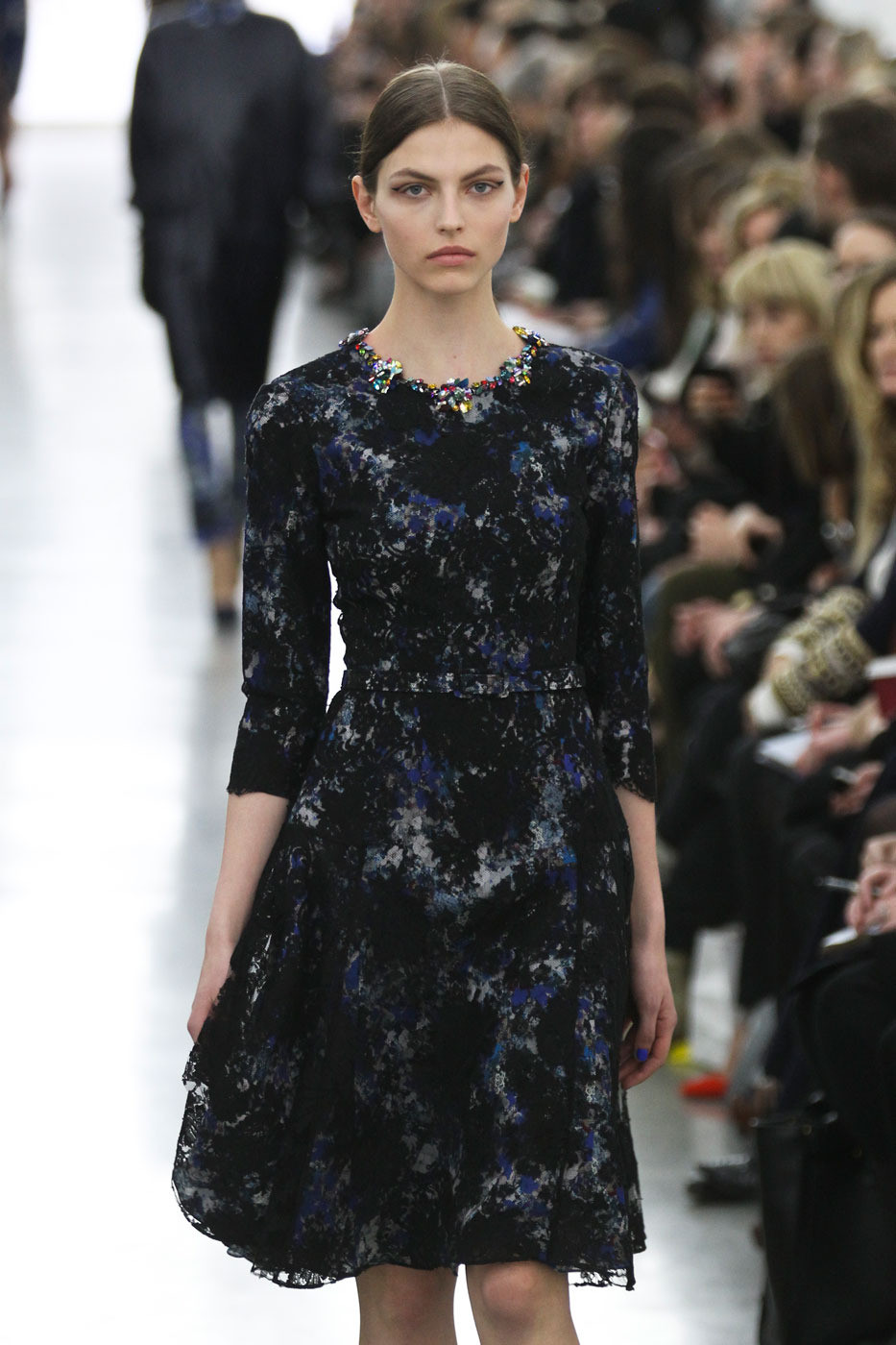 Erdem Fall Winter 2018 2019 Fashion Show: Erdem Fall 2012 Runway Pictures