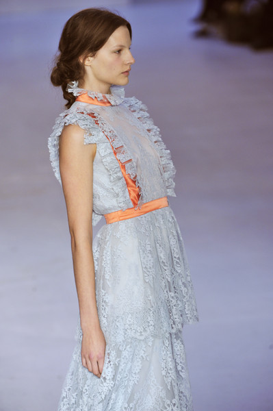Erdem at London Spring 2009