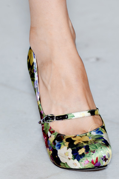 Erdem at London Spring 2010 (Details)