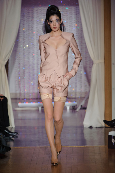 Eric Tibusch Paris Couture at Couture Spring 2013