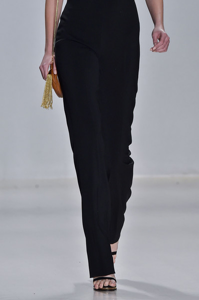 Erin Fetherston at New York Fall 2015 (Details) [clothing,waist,fashion,fashion model,trousers,leg,ankle,runway,abdomen,sweatpant,jeans,trousers,waist,fashion,runway,clothing,leg,ankle,new york fashion week,fashion show,runway,fashion show,waist,jeans,fashion]