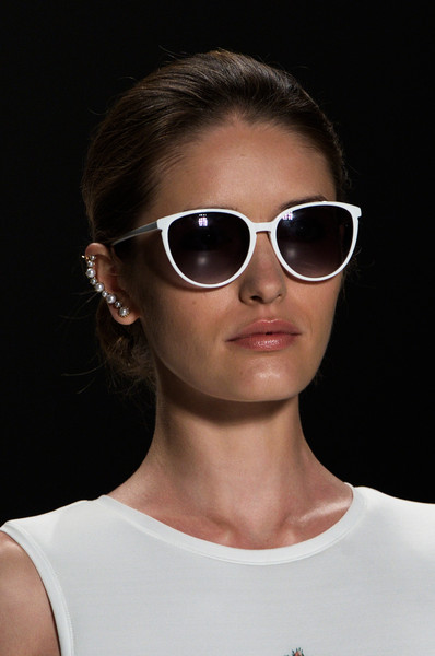 Erin Fetherston at New York Spring 2015 (Details) [eyewear,sunglasses,hair,glasses,face,cool,chin,hairstyle,beauty,vision care,sunglasses,goggles,supermodel,erin fetherston,glasses,fashion,model,eyewear,hairstyle,new york fashion week,sunglasses,glasses,goggles,model,supermodel,fashion,beauty.m]