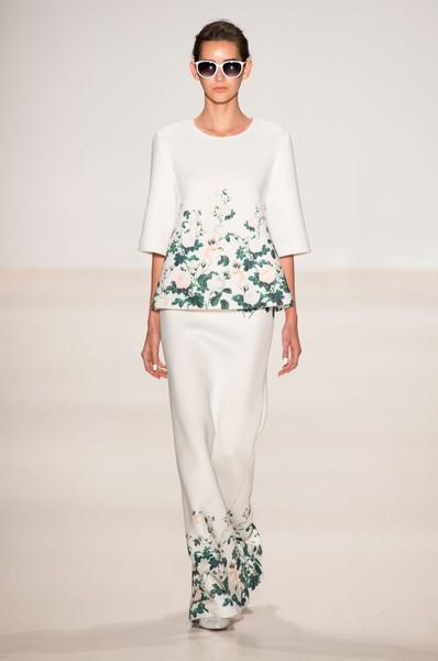 Erin Fetherston at New York Spring 2015