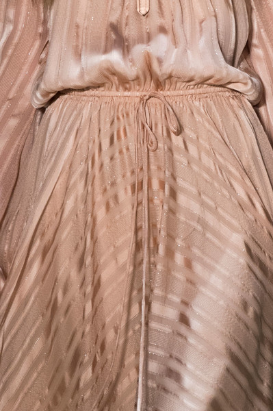 Erin Fetherston at New York Spring 2017 (Details) [clothing,dress,silk,beige,peach,textile,gown,outerwear,haute couture,cocktail dress,dress,outerwear,cocktail dress,erin fetherston,silk,clothing,beige,haute couture,peach,new york fashion week,silk,dress]