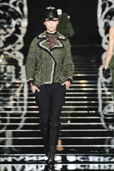 Ermanno Scervino at Milan Fall 2012