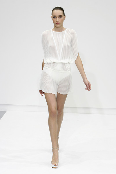 Estrella Archs at Paris Spring 2010