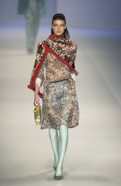 Etro at Milan Fall 2003