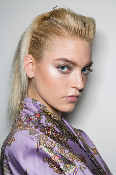 Etro at Milan Fall 2013 (Backstage)