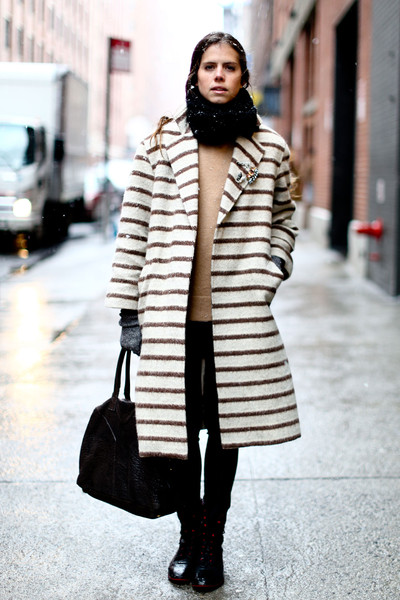 Attendees at New York Fall 2013 []