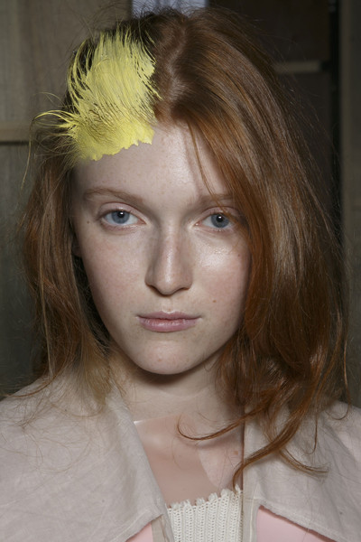 Fashion East at London Spring 2015 (Backstage)