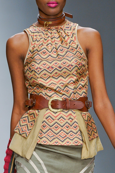 Fashion Fringe at London Spring 2013 (Details)