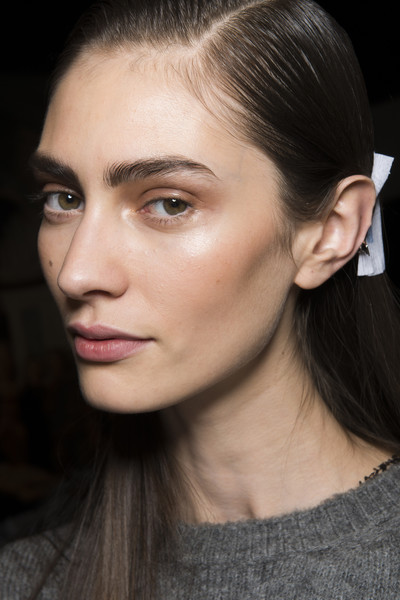 Fay at Milan Fall 2017 (Backstage)