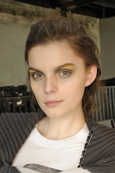 Felipe Oliveira Baptista at Paris Fall 2011 (Backstage)