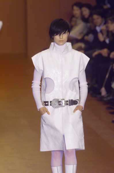 Fendi at Milan Fall 2001