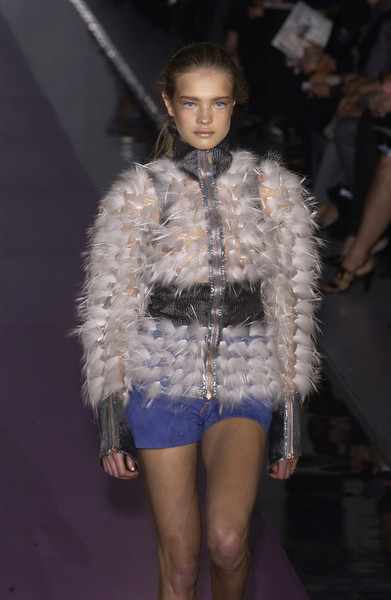 Fendi at Milan Fall 2003