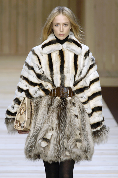 Fendi at Milan Fall 2007
