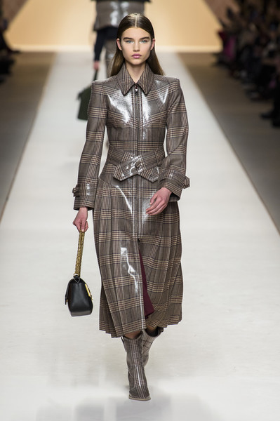 Fendi at Milan Fall 2018