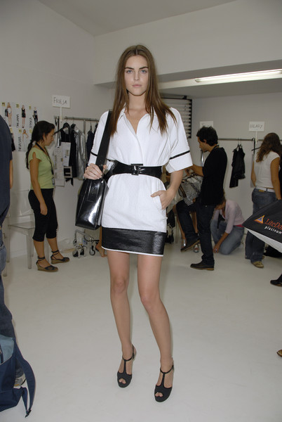 Fendi at Milan Spring 2007 (Backstage)