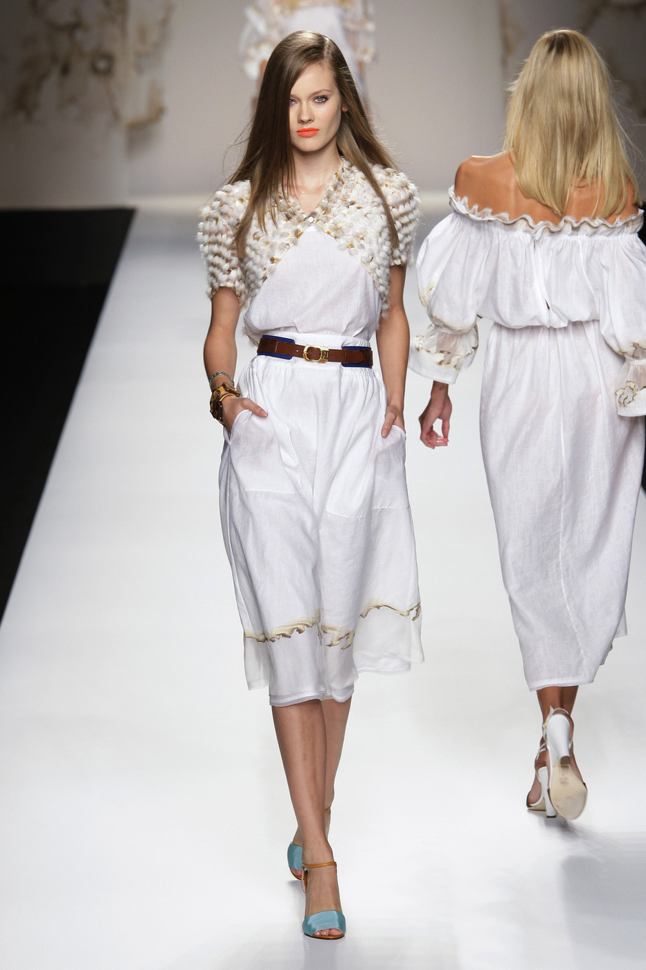 Fendi Spring Summer 2016 Women S Collection: Fendi Spring 2011 Runway Pictures