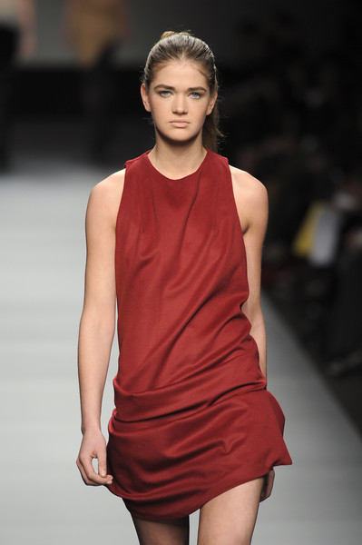 Francesca Liberatore at Milan Fall 2010