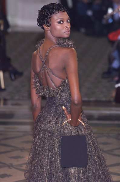 Franck Sorbier at Couture Spring 2001 [couture spring 2001,fashion,clothing,dress,fashion model,beauty,shoulder,haute couture,fashion show,fashion design,model,franck sorbier,supermodel,socialite,fashion,haute couture,model,runway,beauty,fashion show,fashion show,runway,franck sorbier,fashion,haute couture,model,supermodel,beauty,socialite,long hair]