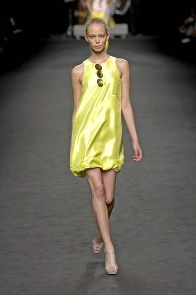 Frankie Morello at Milan Spring 2007