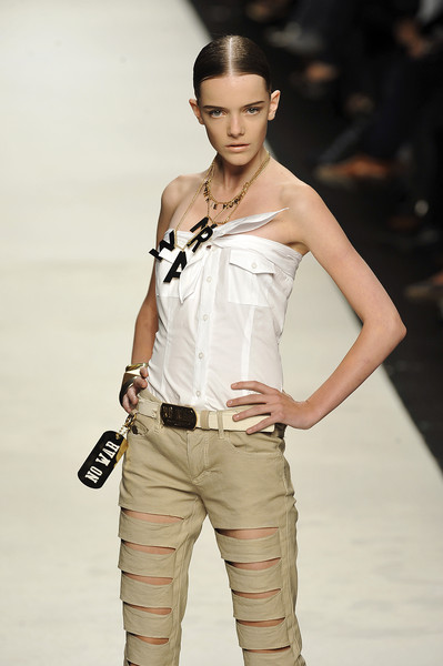 Frankie Morello at Milan Spring 2009