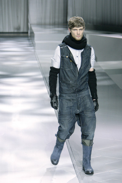 G-Star Raw at New York Fall 2008