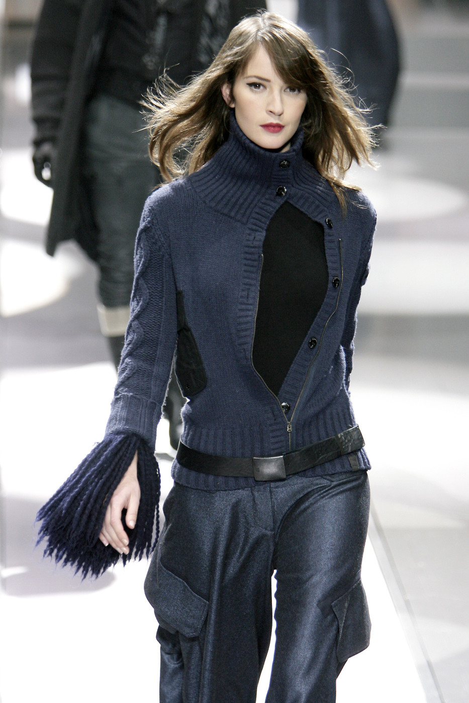 g star raw at new york fashion week fall 2008 livingly. Black Bedroom Furniture Sets. Home Design Ideas