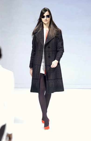 Gai Mattiolo at Milan Fall 2003