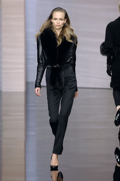 Gai Mattiolo at Milan Fall 2006