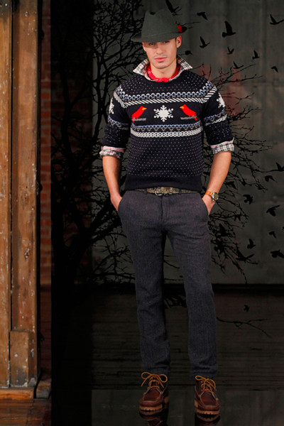 Gant by Michael Bastian at New York Fall 2011