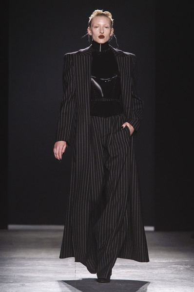 Gareth Pugh at London Fall 2018
