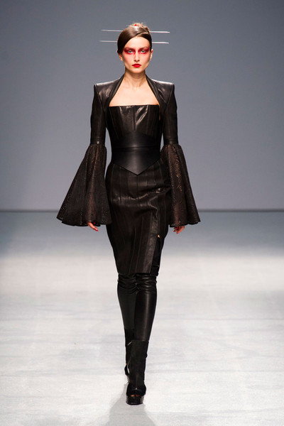 Gareth Pugh at Paris Spring 2013
