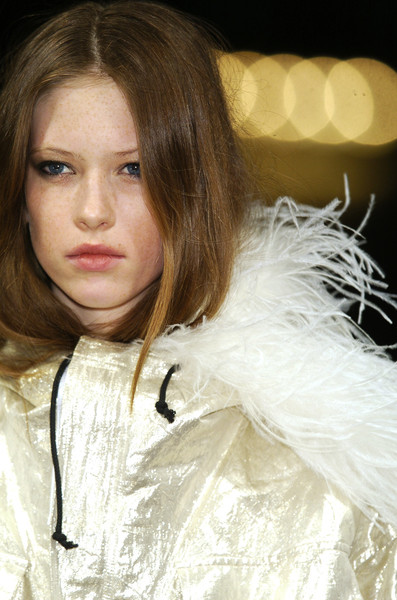 Gaspard Yurkievich at Paris Fall 2005 (Details)