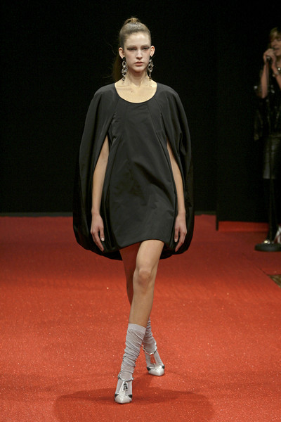 Gaspard Yurkievich at Paris Spring 2008