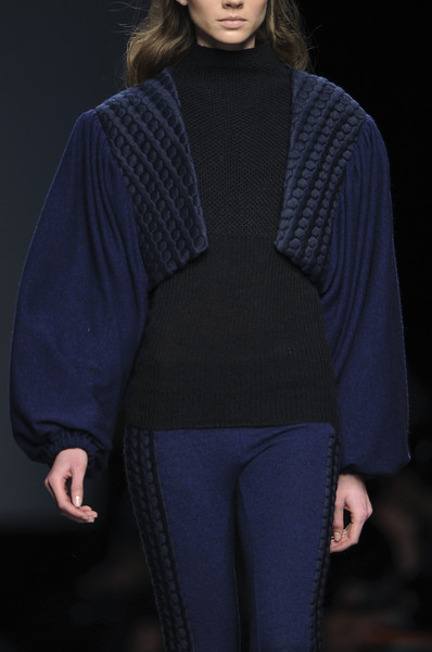 Gasperi at Milan Fall 2010 (Details)
