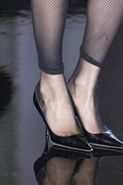 Gaultier R at Paris Spring 2007 (Details)