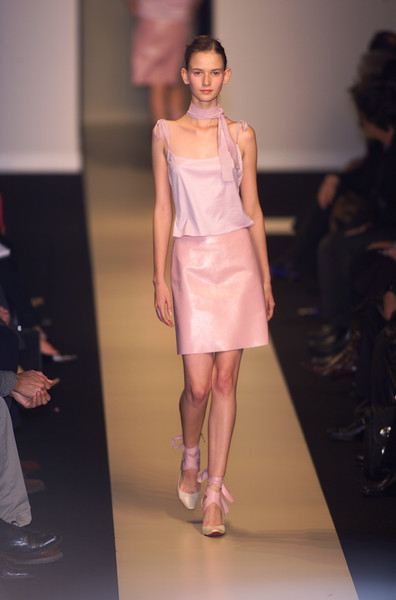 Genny at Milan Spring 2001 [fashion model,fashion,fashion show,runway,clothing,shoulder,dress,fashion design,haute couture,beauty,cocktail dress,supermodel,socialite,fashion,runway,haute couture,model,fashion model,milan fashion week,fashion show,runway,fashion show,model,fashion,supermodel,haute couture,cocktail dress,socialite]