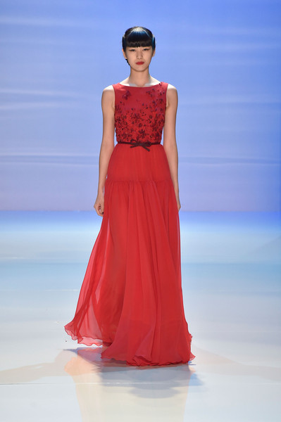 Georges Hobeika at Couture Fall 2014 []
