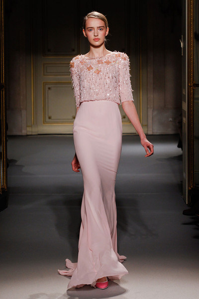 Georges Hobeika at Couture Spring 2013