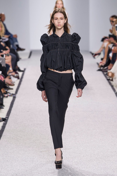 Giambattista Valli at Paris Spring 2017