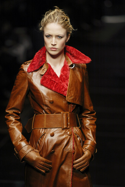 Gianfranco Ferré at Milan Fall 2002