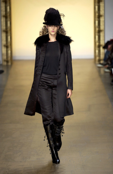Gibo at Milan Fall 2005