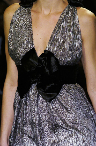 Giles at London Fall 2005 (Details)
