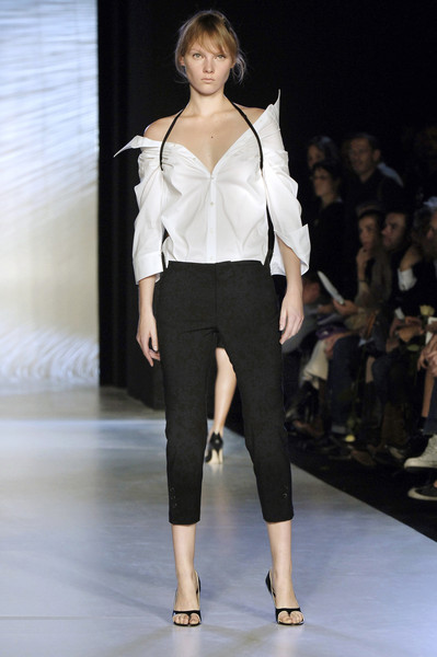 Gilles Rosier at Paris Spring 2006