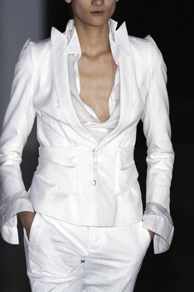 Gilles Rosier at Paris Spring 2007 (Details)