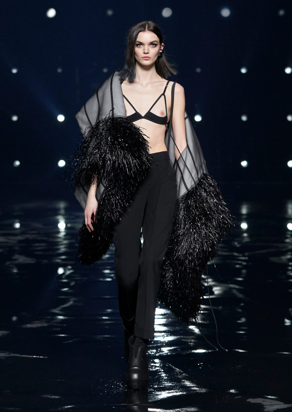 Givenchy Fall 20 Runway Pictures   Livingly