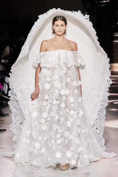 Givenchy at Couture Spring 2020 [givenchy,couture spring 2020]