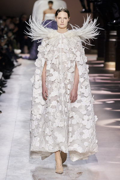 Givenchy at Couture Spring 2020 [fashion,fashion model,white,runway,haute couture,clothing,fashion show,dress,shoulder,fashion design,clare waight keller,fashion,haute couture,wedding dress,spring,fashion week,haute couture,givenchy,couture spring 2020,fashion show,clare waight keller,haute couture,givenchy,fashion,wedding dress,paris fashion week haute couture,fashion show,spring,fashion week]